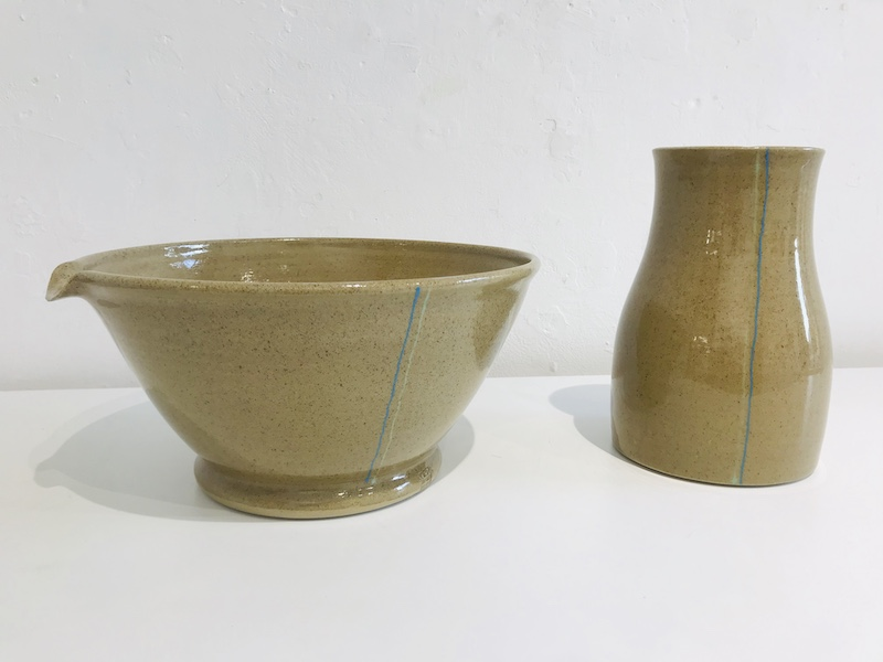 Bowl and Jug