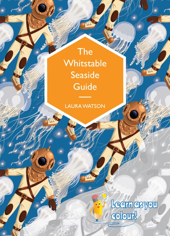 whitstable seaside guide by Laura Watson