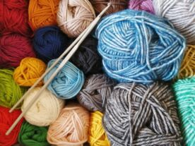 Studio Session: Beginners knitting course