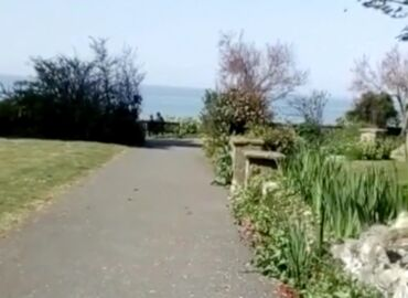 1 minute outside: Whitstable Coastline