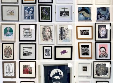 Small Print exhibition : Glorious local printmakers