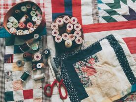 Studio Session: Quick and easy patchwork for beginners