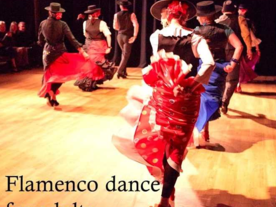 Flamenco Dance(Classes will resume in January)