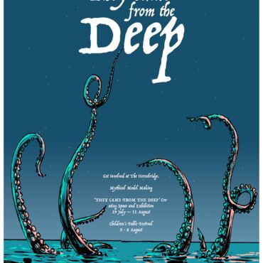 'THEY CAME FROM THE DEEP'