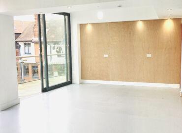 Dedicated studio space and summer workshops