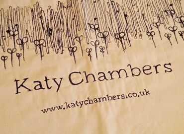 Meet the Maker : Katy Chambers
