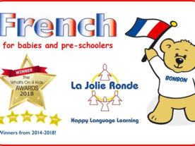 La Jolie Ronde - French For Babies and Pre-Schoolers