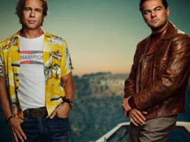 Evening Film: Once Upon A Time In Hollywood (2019)