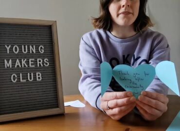 Virtual Young Makers: Kindness