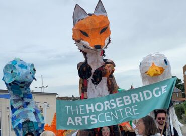 No rain for Whitstable Carnival
